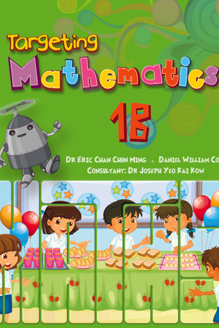 Targeting Mathematics Textbook 1B
