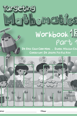 Targeting Mathematics Workbook 1B Part 1