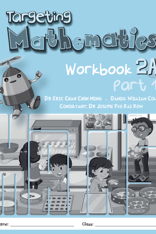 Targeting Mathematics Workbook 2A Part 1