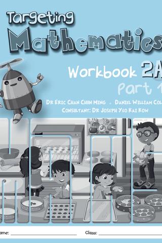 Targeting Mathematics Workbook 2A Part 1