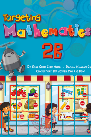 Targeting Mathematics Textbook 2B