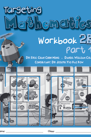 Targeting Mathematics Workbook 2B Part 1
