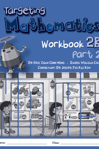 Targeting Mathematics Workbook 2B Part 2