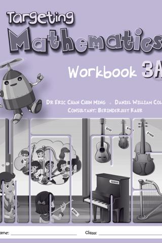 Targeting Mathematics Workbook 3A
