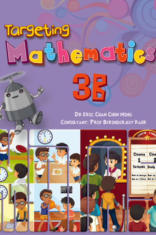 Targeting Mathematics Textbook 3B