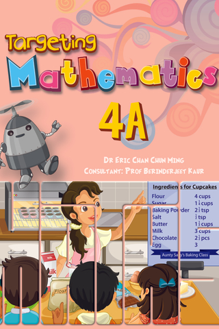 Targeting Mathematics Textbook 4A