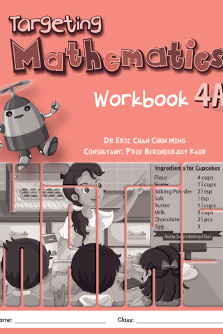 Targeting Mathematics Workbook 4A