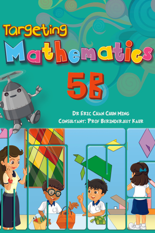 Targeting Mathematics Textbook 5B