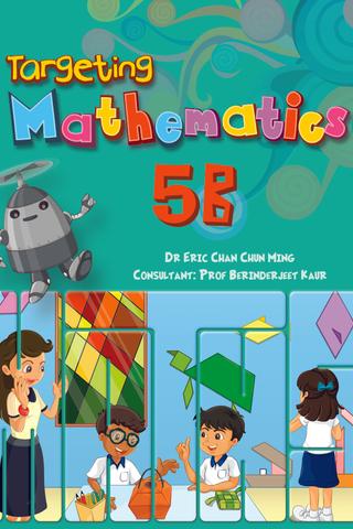 Targeting Mathematics Textbook 5B