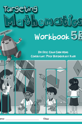 Targeting Mathematics Workbook 5B