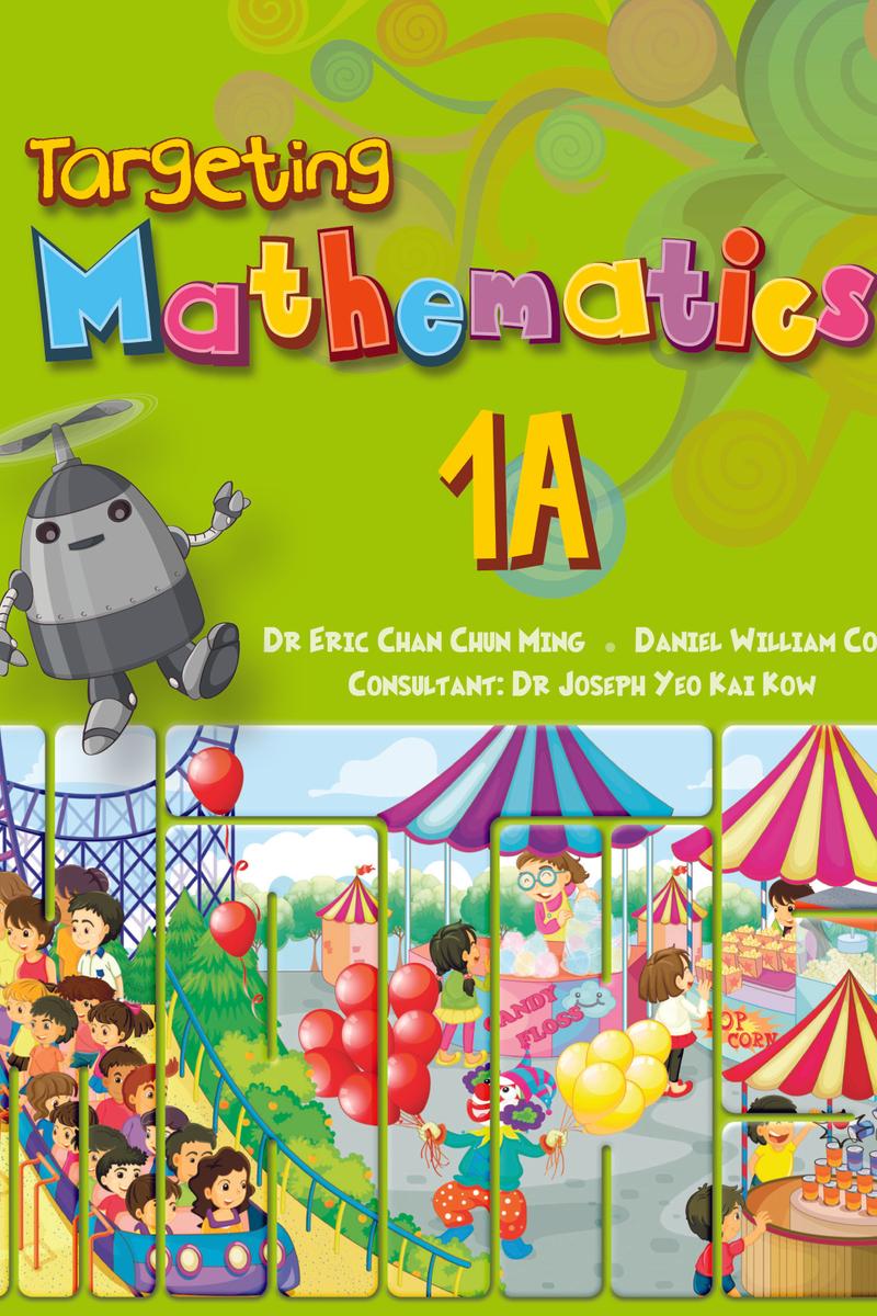Targeting Mathematics Textbook 1A