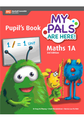 My Pals are Here ! Maths Pupil's Book 1A (3E)