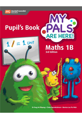 My Pals are Here ! Maths Pupil's Book 1B (3E)