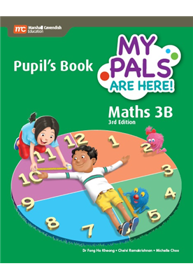 My Pals are Here ! Maths Pupil's Book 3B (3E)