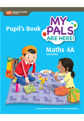 My Pals are Here ! Maths Pupil's Book 4A (3E)