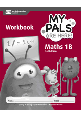 My Pals are Here ! Maths Workbook 1B (3E)