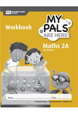 My Pals are Here ! Maths Workbook 2A (3E)