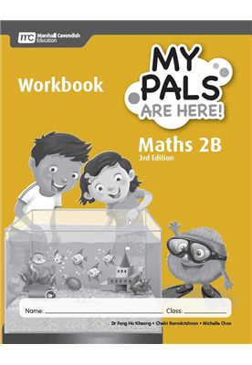 My Pals are Here ! Maths Workbook 2B (3E)
