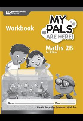 My Pals are Here ! Maths Workbook 2B (3E)