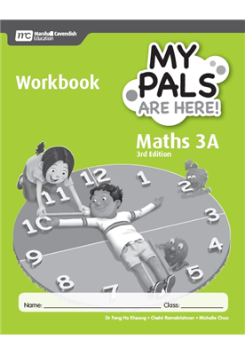 My Pals are Here ! Maths Workbook 3A (3E)