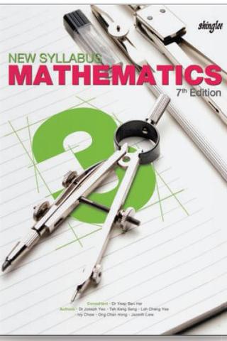 New Syllabus Mathematics Textbook 3 (7th Ed)