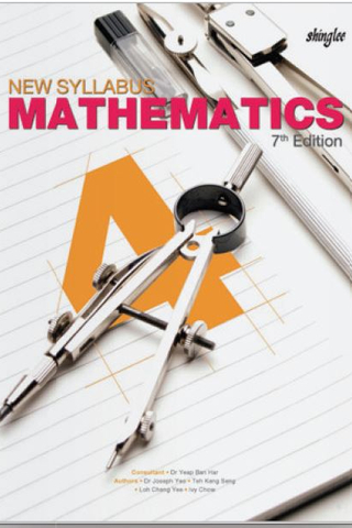 New Syllabus Mathematics Textbook 4 (7th Ed)