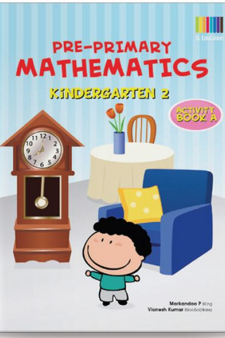 Pre-Primary Math Kindergarten 2 Activity Book A