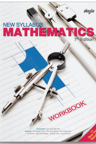 New Syllabus Mathematics Workbook 1 (7th Ed)