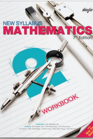 New Syllabus Mathematics Workbook 2 (7th Ed)
