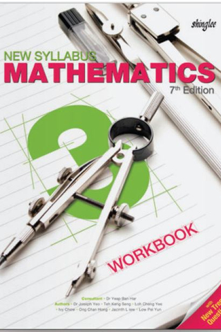 New Syllabus Mathematics Workbook 3 (7th Ed)