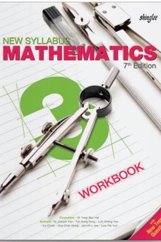 New Syllabus Mathematics Workbook 3 (7th Ed)