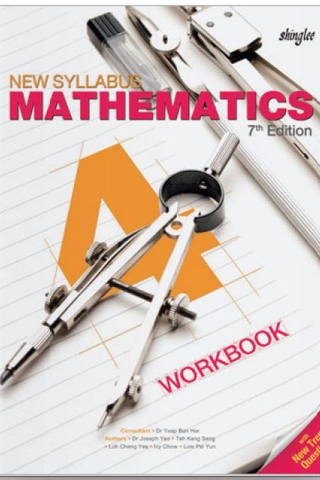 New Syllabus Mathematics Workbook 4 (7th Ed)