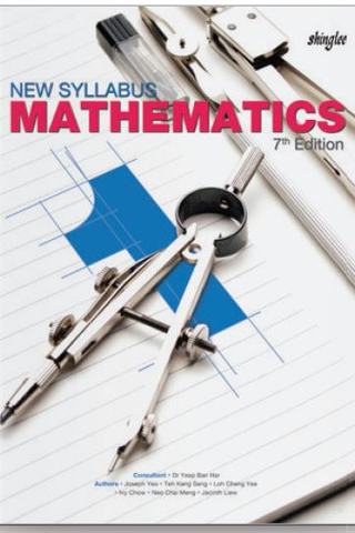 New Syllabus Mathematics Textbook 1 (7th Ed)