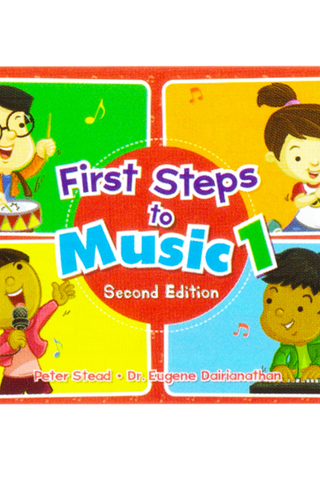First Steps To Music 1 Textbook
