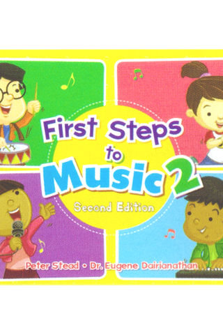 First Steps To Music 2 Textbook