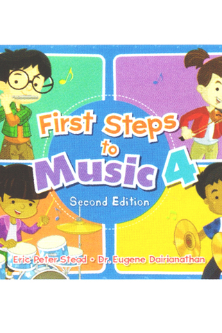 First Steps To Music 4 Textbook