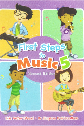 First Steps To Music 5 Textbook