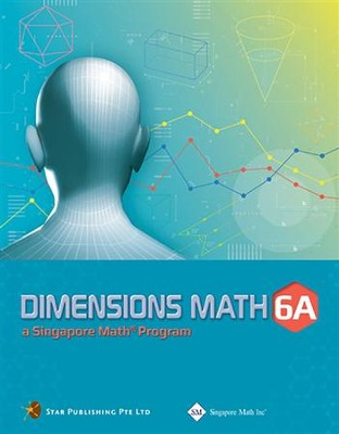 Dimensions Mathematics Common Core Textbook 6A