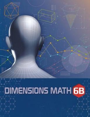 Dimensions Mathematics Common Core Textbook 6B