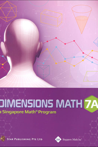 Dimensions Mathematics Common Core Textbook 7A