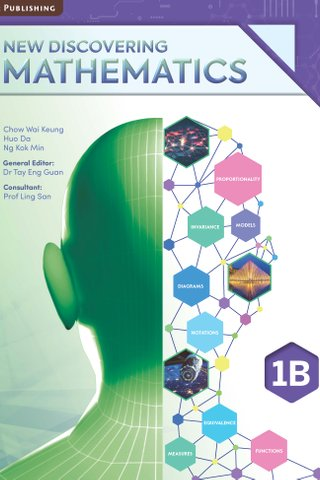 New Discovering Mathematics Textbook 1B
