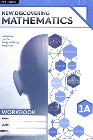 New Discovering Mathematics Workbook 1A
