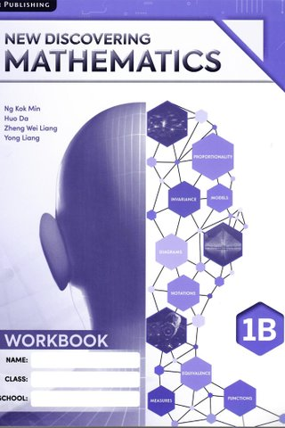 New Discovering Mathematics Workbook 1B