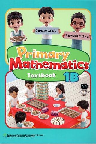 Primary Mathematics Textbook 1B