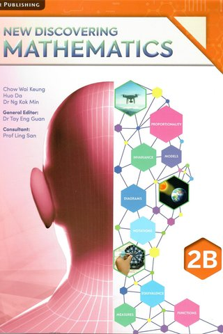 New Discovering Mathematics Textbook 2B (Exp)