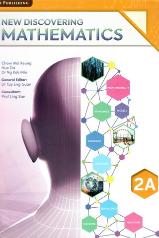 New Discovering Mathematics Textbook 2A (Exp)